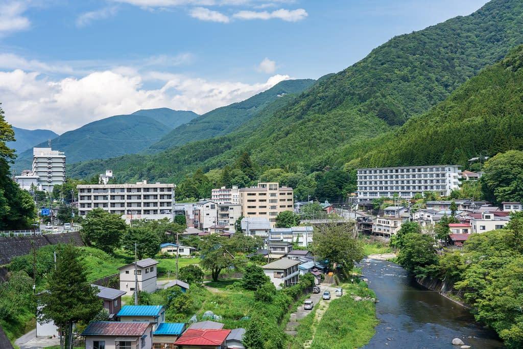 shiobara onsen