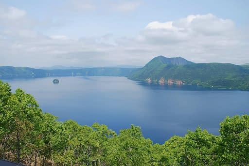 Akan Mashu National Park walking trails in Japan