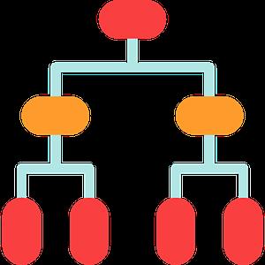 company structure illustration